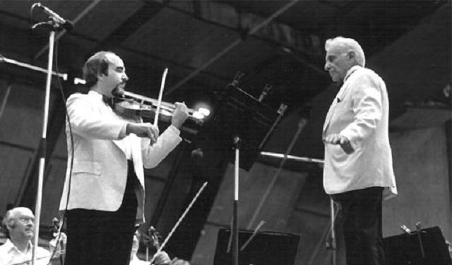 Centenario (X): Serenata basada en el «Banquete» de Platón, de Leonard Bernstein (1954)