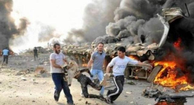 Siria desangrada…¿gana Rusia?