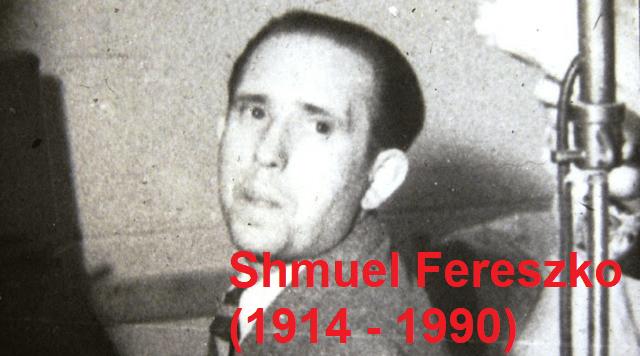 Shmuel Fereszko: el pionero olvidado
