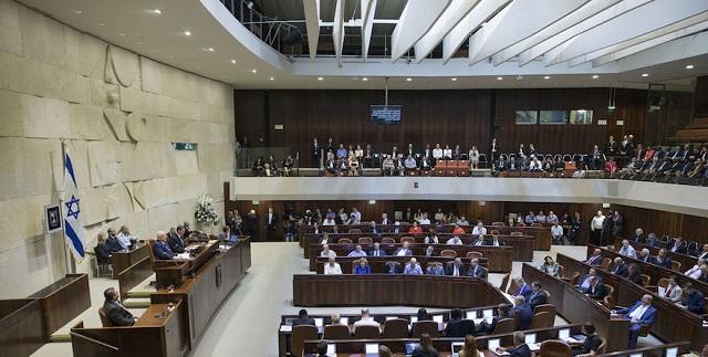 Los quintacolumnistas de la Knesset