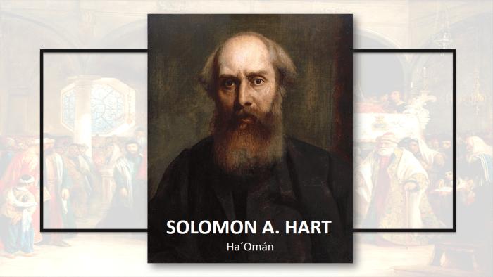 Solomon Alexander Hart: el primer judío Académico de las Artes en el Reino Unido
