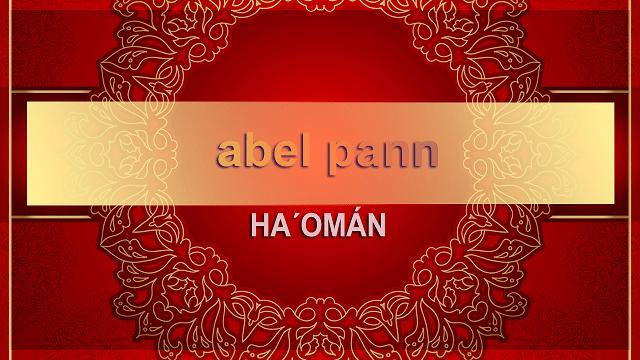 Abel Pann: la reinvención del orientalismo