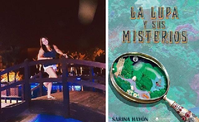 """""""La lupa y sus misterios"""", con Sarina Hayon"""
