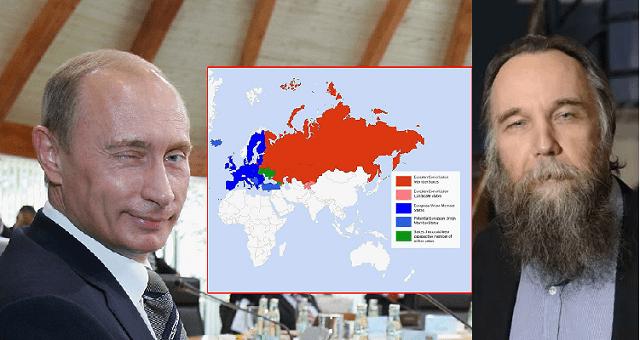 Aleksandr Duguin, ¿Rasputín de la era Putin?