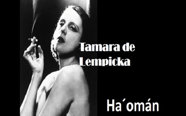 Tamara de Lempicka en Madrid