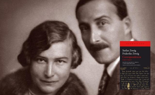 """Correspondencia 1912-1942"" Stefan Zweig – Friderike Zweig, con Xavier Serrahima"