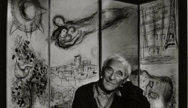 Marc Chagall. La tradición hebrea se transforma en  vanguardia. I Parte
