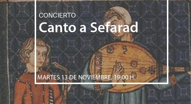 """""""Canto a Sefarad"""", con Maxi Carchenilla"""