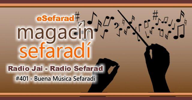 Buena música sefardí