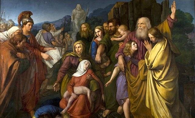 De hasmoneos, macabeos y herodianos
