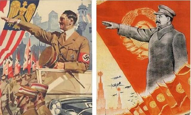 La propaganda de los sistemas totalitarios