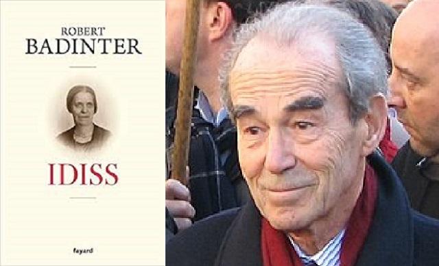 """Robert Badinter y su obra """"Idiss"""", recién publicada en Francia"""