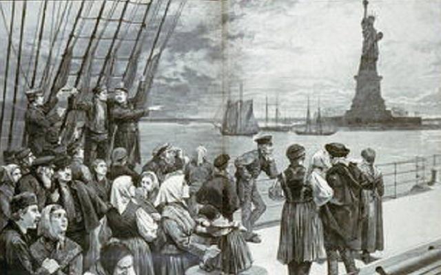 Camino de Occidente (2ª parte): movimientos, traslaciones y viajes trasatlánticos
