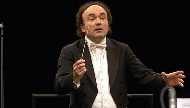 Hamenatzéaj Frédéric Chaslin, bein París liYrushaláim