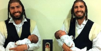 gemelos judios