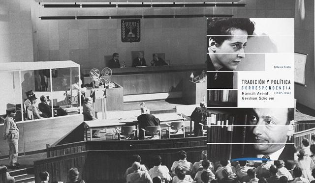Tradición y política. Correspondencia (1939-1964), Hannah Arendt / Gershom Scholem, con Xavier Serrahima