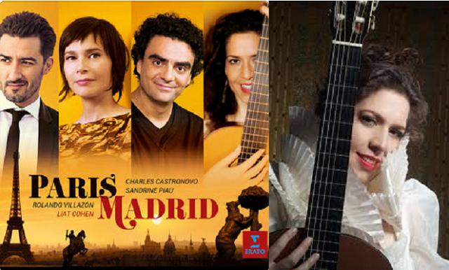 """Paris – Madrid"": lo último de Liat Cohen"