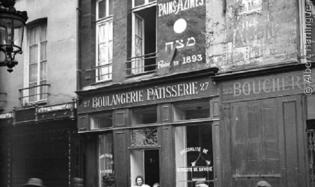 Camino de Occidente (4ª parte): del pogromo a París