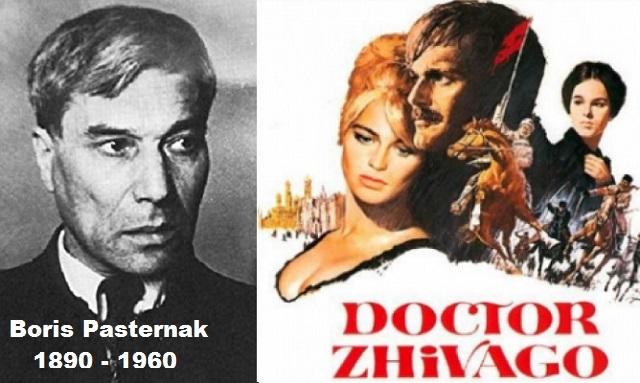 """A 129 años del nacimiento de Boris Pasternak, el autor de """"Doctor Zhivago"""""""