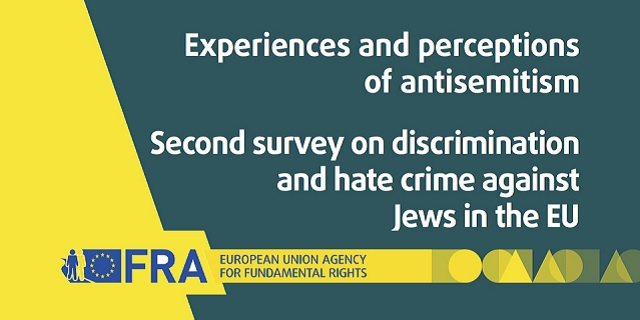 FRA Survey of Antisemitism in Europe: The Results