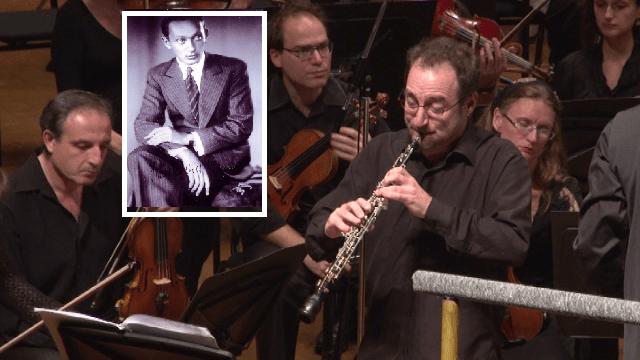 El Concierto para oboe y orquesta de Alexander Uriah Boskovich