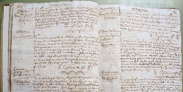 El origen de los apellidos Doña, Rico, Calleja y Cedeño o Sedeño