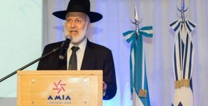 rabino amia