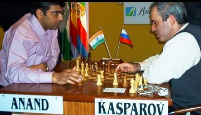 Garri Kaspárov (III): guerra de siglas