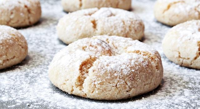 Mantecados y empanadillas para Purim