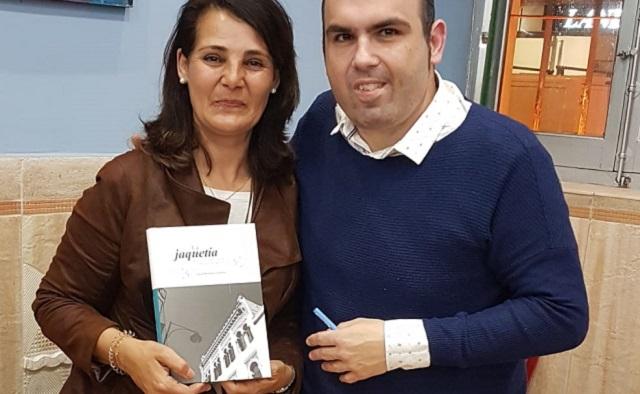 """""""La jaquetía de la comunidad judía del siglo XXI"""", con su autor David Benhamú"""