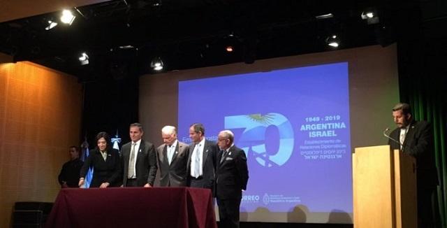 70 años de relaciones diplomáticas Argentina – Israel, con Gustavo Szpigiel