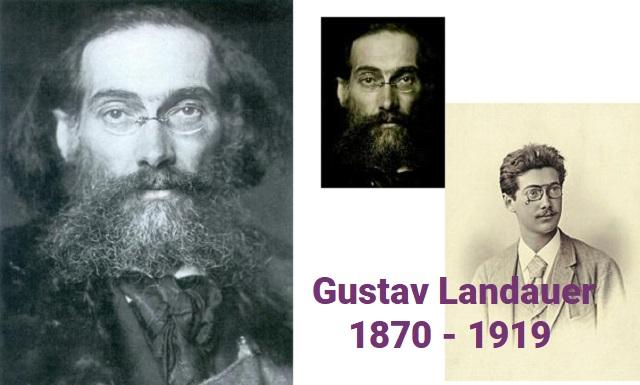 La Jerusalén divina de Gustav Landauer