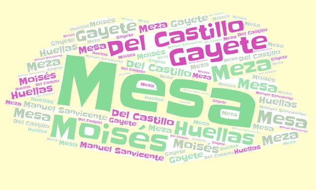 El origen de los apellidos Gayete, Mesa (Meza), Moisés y Del Castillo