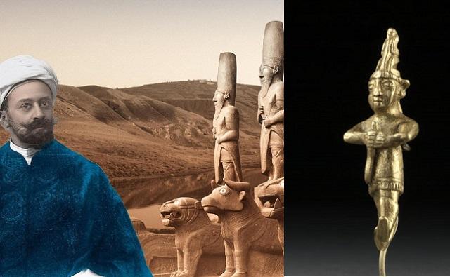 """""""Reinos olvidados: del imperio Hitita a los Arameos"""", exposición sobre el arqueólogo Max von Oppenheim en el Louvre de París"""