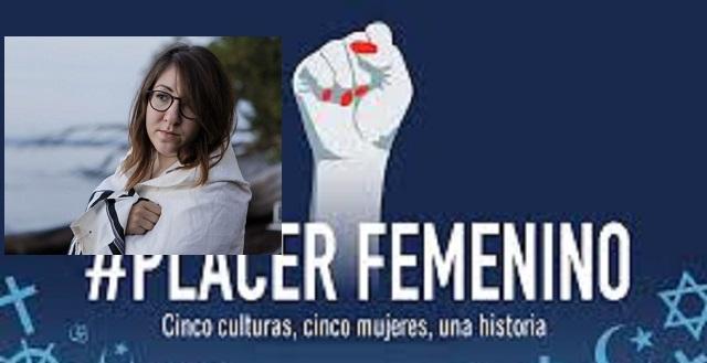 """""""Placer femenino"""" con su directora Barbara Miller"""