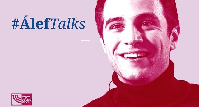 #ÁlefTalks, con Israel Doncel