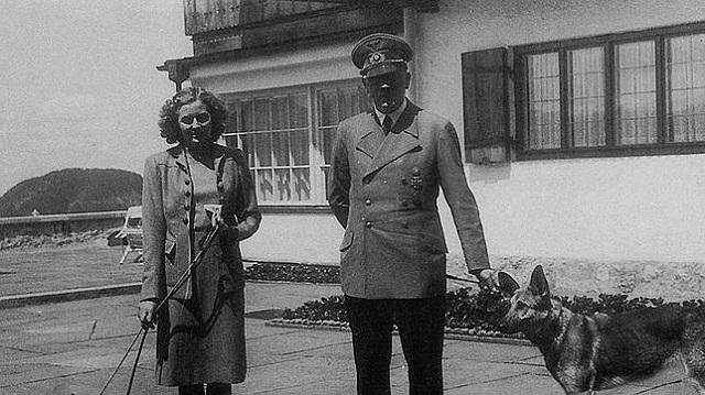 Eva Braun, la frívola amante del monstruo