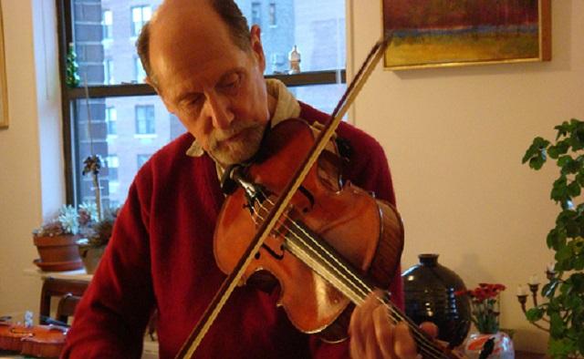 El violista Michael Tree y la Sonata Nº 1 de Brahms