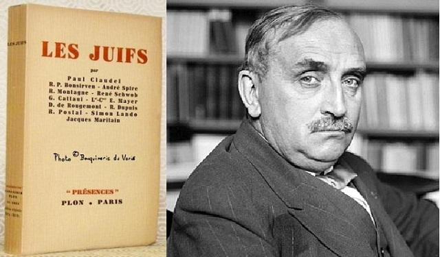 Paul Claudel: a favor y en contra de la filosofía judía