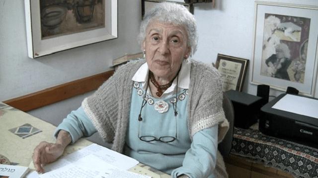 An intervyu mit Rivka Basman ben-Hayim