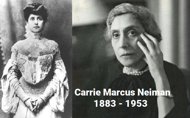 Carrie Neiman Marcus: creadora de una firma de moda