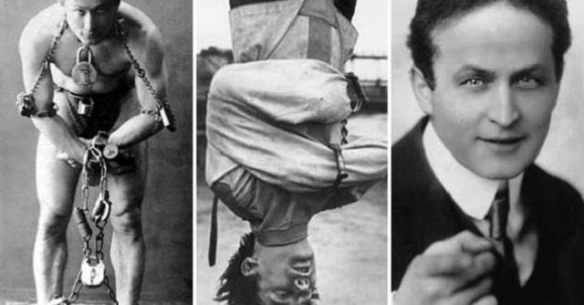 Balak, y Harry Houdini