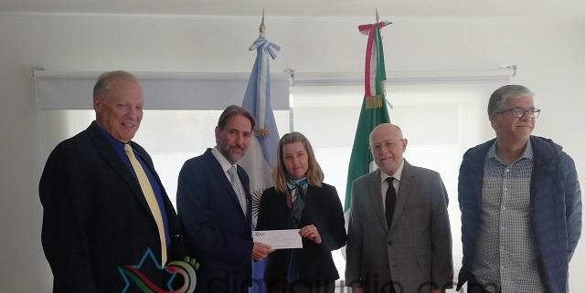 Más Juegos Macabeos y solidaridad AMIA