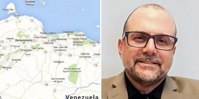 Venezuela's Jews: Dealing with the Crisis, with Isaac Nahon-Serfaty