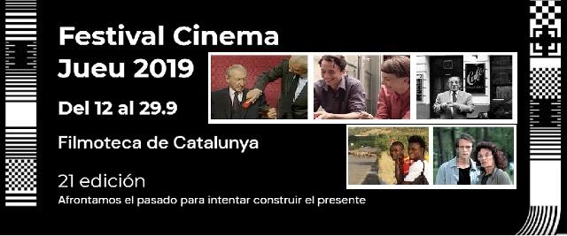 A por la 21ª edición del Festival de Cinema Jueu de Barcelona, con Daniela Rosenfeld