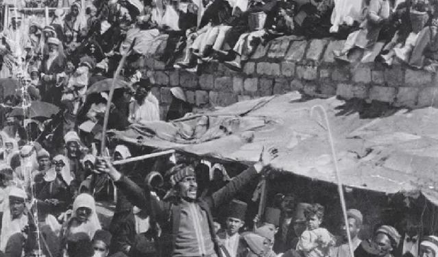 La matanza de Hebron hace 90 años: probablemente el inicio del conflicto israelo-palestino, con Gabriel Ben Tasgal