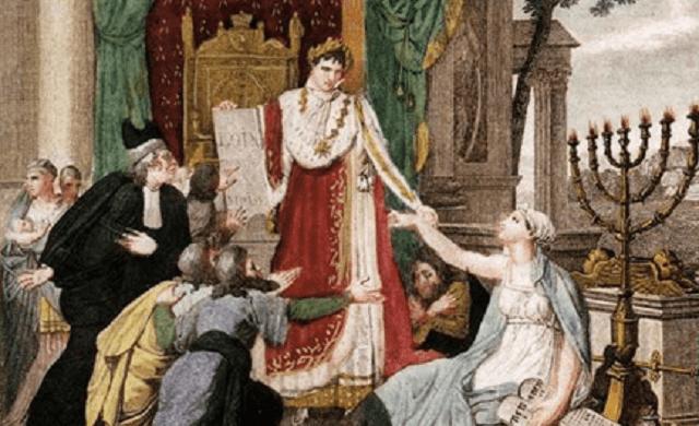 Napoléon y los judíos, a 250 años de su nacimiento
