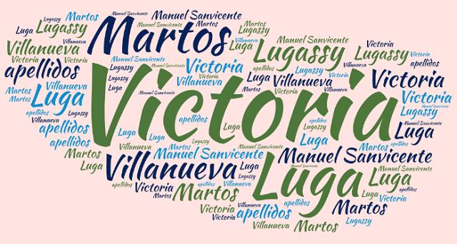 El origen de los apellidos Victoria, Martos, Villanueva y Lugas o Lugassy
