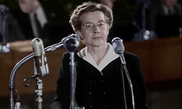El juicio a Milada Horáková