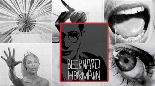 Psicosis, de Bernard Herrmann